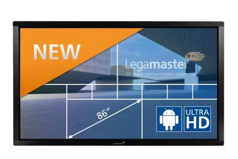 Legamaster Interaktív LCD kijelző
