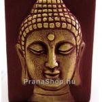 mécsestartó buddha