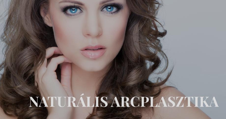 naturális arcplasztika