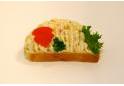 salátás szendvics